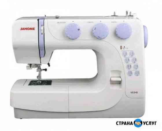 Ремонт швейных машин, оверлоков Тольятти