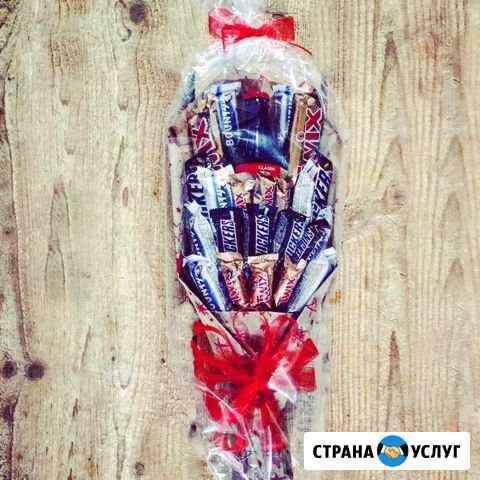 Создание фуд букетов Ижевск
