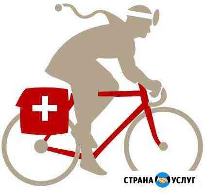 Ремонт велосипедов на дому Йошкар-Ола