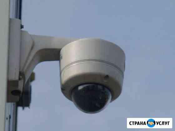 Видеонаблюдение, контроль доступа, сигнализация Калининград
