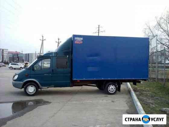 Грузоперевозки по маршруту Пенза-Москва Пенза