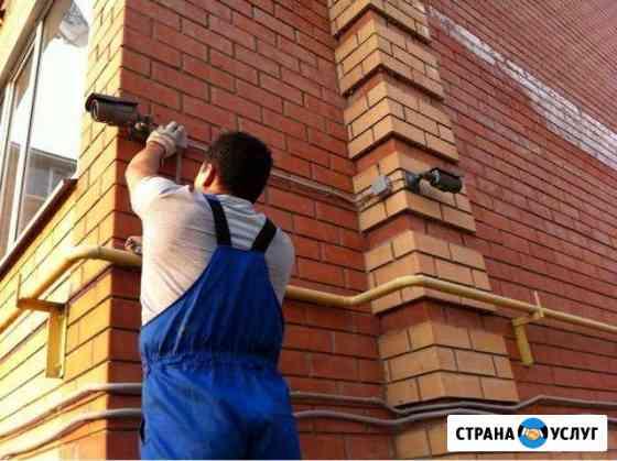 Видеонаблюдение. Выезд и Осмотр бесплатно Ульяновск
