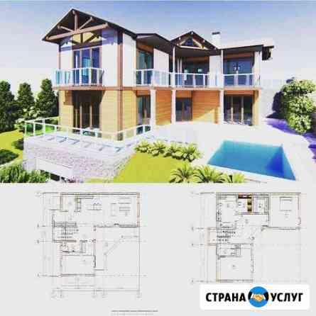 Архитектурные решения, Визуализация 3D Сочи