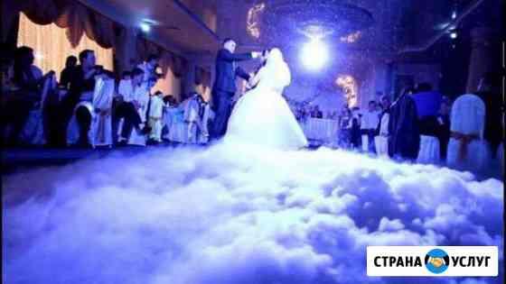 Спецэффекты,тяжёлый дым, снег, холодные фонтаны, п Нариманов