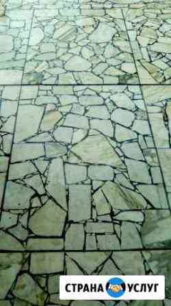 Мраморные полы Нижнекамск
