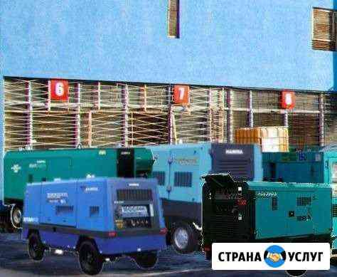 Аренда компрессора Airman Denyo 3-11м3 Челябинск