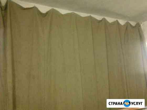 Пошив изделий из брезента (шторы, полога, укрытия) Кострома