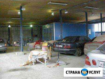 Кузовной ремонт легковых, грузовых авто (кабина) Тамбов