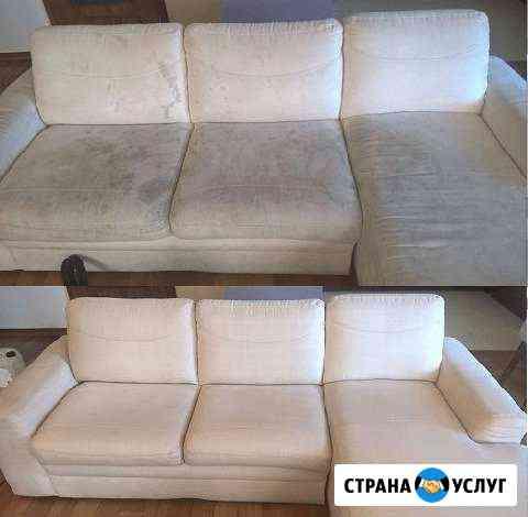 Химчистка мягкой мебели,ковров, авто, колясок Шарья