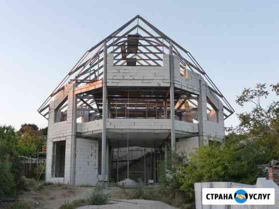 Строительство домов Ялта