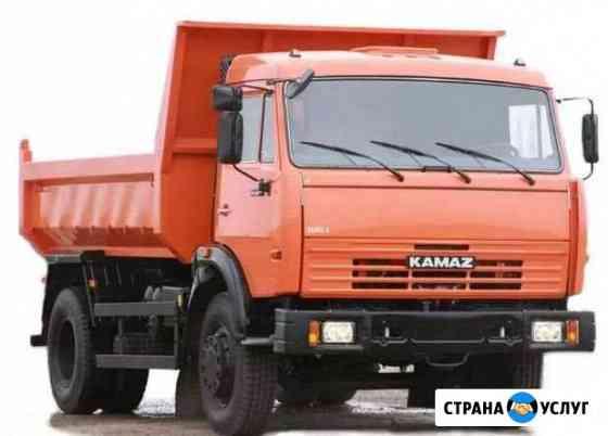 Услуги самосвалов Петрозаводск