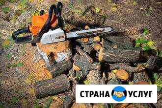 Спил и обрезка деревьев Покос травы Майкоп