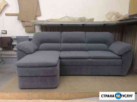 Перетяжка мягкой мебели Киров