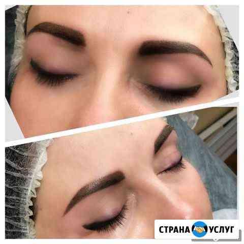 Перманентный макияж Вологда