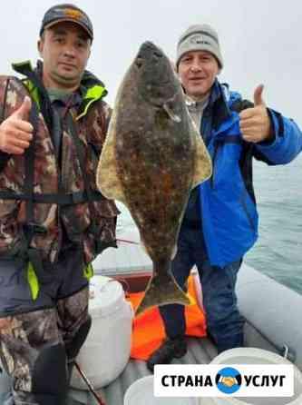 Рыбалка на Камчатке Петропавловск-Камчатский