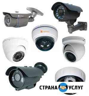 Монтаж, обслуживание и ремонт видеонаблюдения Брянск