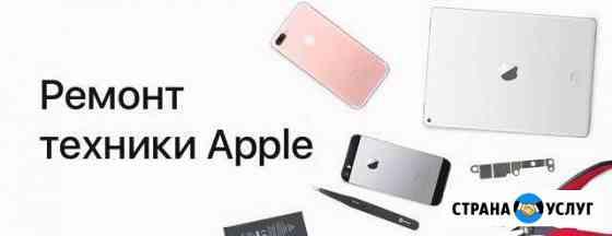 Ремонт техники Apple любой сложности Махачкала