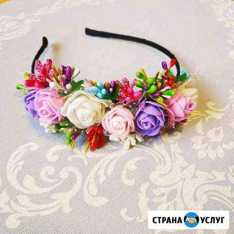 Ободки, венки, резинки Каспийск
