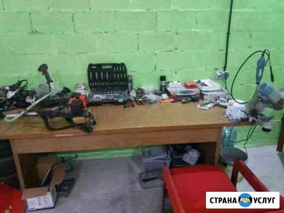 Ремонт строительного и садового инструмента Волгодонск