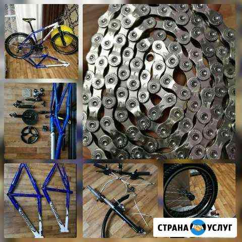 Ремонт велосипеда Ульяновск
