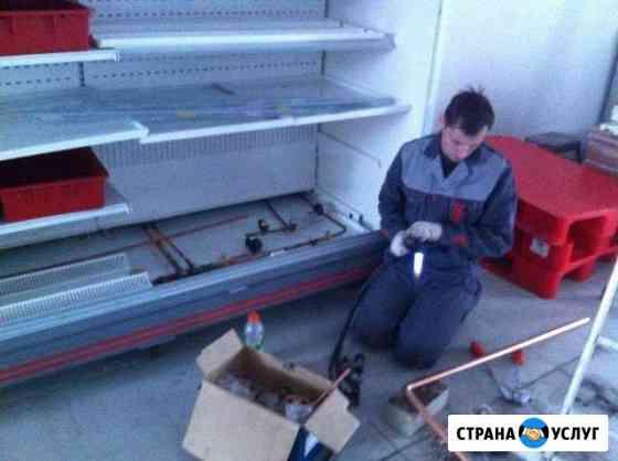 Монтаж, ремонт холодильного оборудования Нижний Новгород