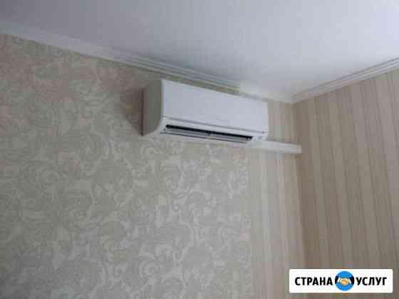 Установка кондиционеров Ижевск