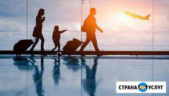 Анкеты на визу и загранпаспорт Калининград