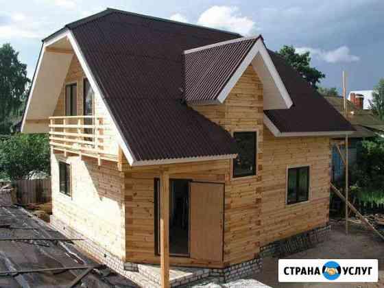 Построим ваш дом из бруса Улан-Удэ