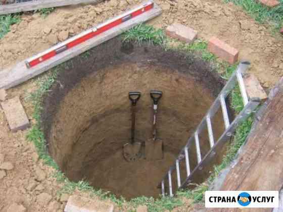 Сливные ямы и водопровод Мичуринск
