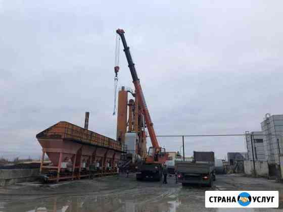 Демонтаж и монтаж абз ка-160 Рязань