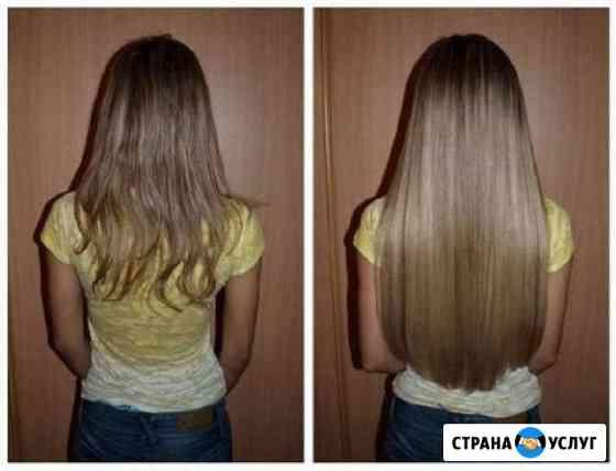 Наращивание волос Череповец