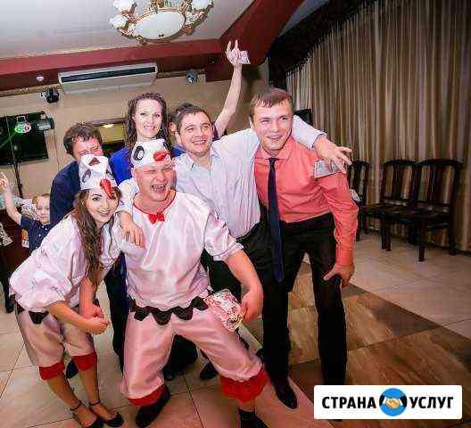 Проведение праздников. Весь спектр услуг Прокопьевск