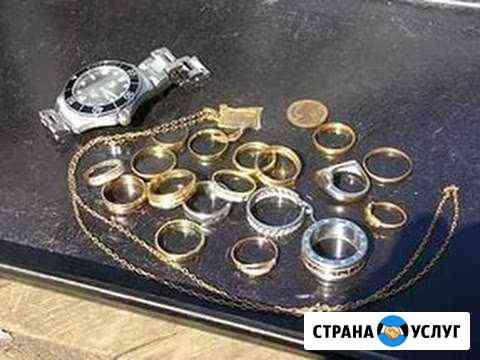Поиск потерянных ценных украшений, поиск кладов Ижевск