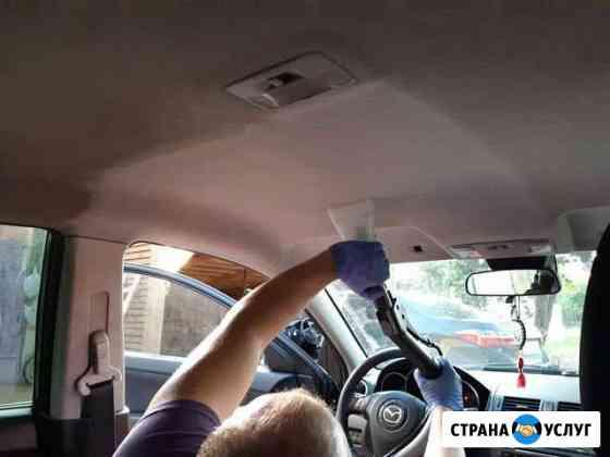 Химчистка салона авто Вышний Волочек