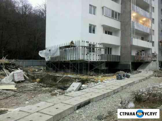 Керамогранит вент. фасад Черкесск