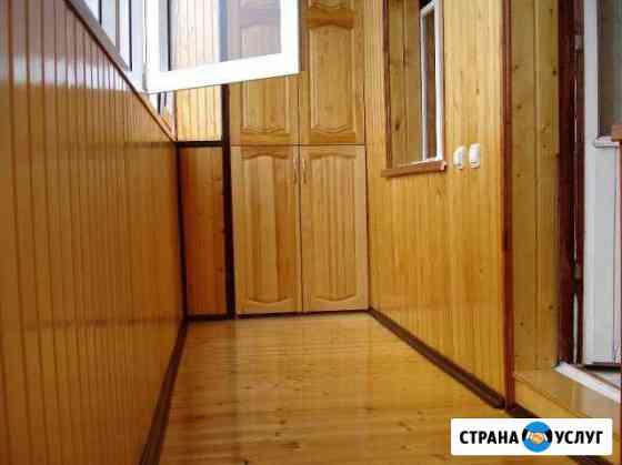 Балконные обшивка Нижневартовск