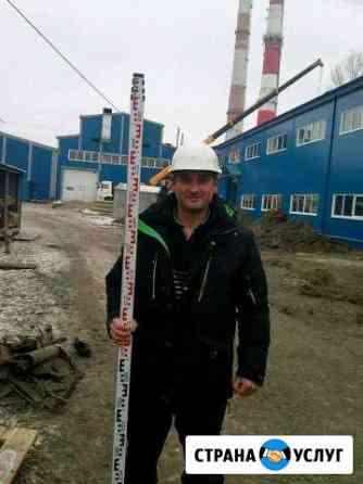 Мастер, геодезист Первоуральск