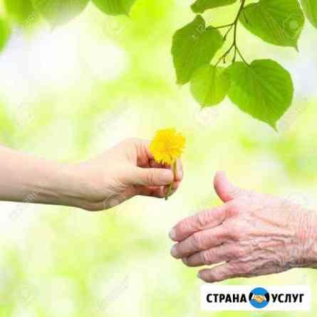 Мини пансионат для пожилых людей.Центр Новосибирск