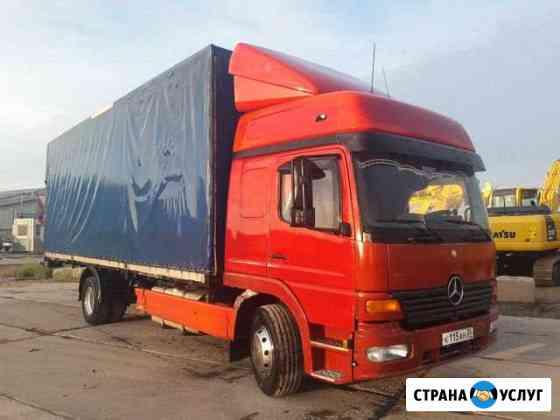 Грузоперевозки до 7 тонн Вологда