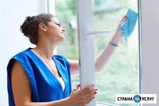 Мощная Мойка окон, лоджий Томск