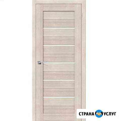 Двери межкомнатные пвх, эко-шпон, массив, ламинат Липецк