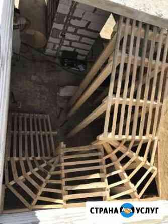 Монолитные лестницы Волосово