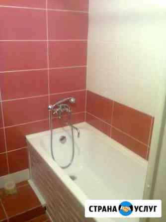 Ремонт ванных комнат Калуга