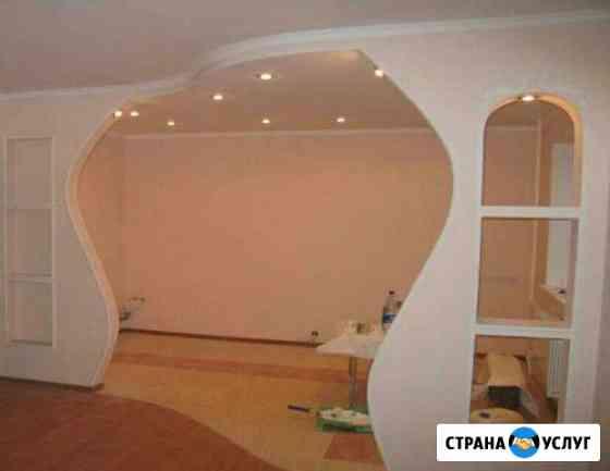 Все виды ремонтных работ Комсомольск-на-Амуре
