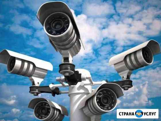 Видеонаблюдение, охранно пожарная сигнализация,эле Красноярск