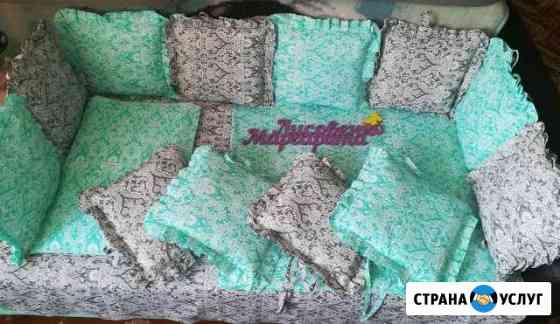 Пошив бортиков, одеяло- конверт на выписку Брянск