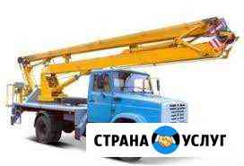 Услуги а аренда автовышки от 18м до 22 м Йошкар-Ола