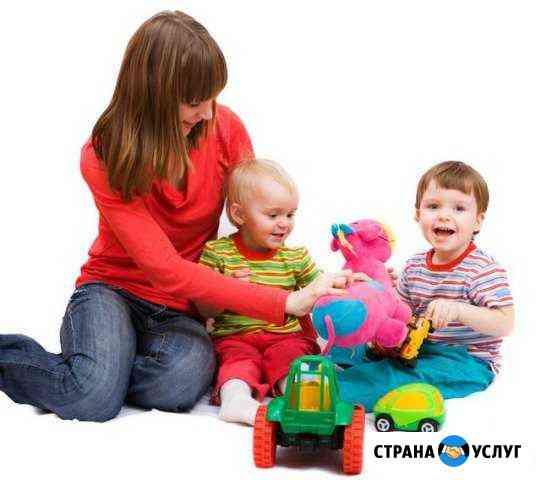 Няня для ребёнка от 2 до 10 лет Нижний Новгород