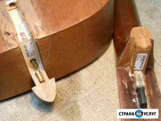 Ремонт и восстановление музыкальных инструментов Великий Новгород
