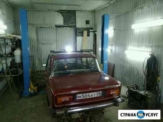 Сто самообслуживания Ростовка